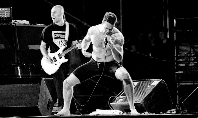 THE IRON (Henry Rollins)